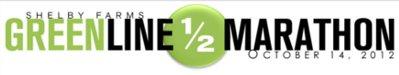 Greenline Half Marathon 2012
