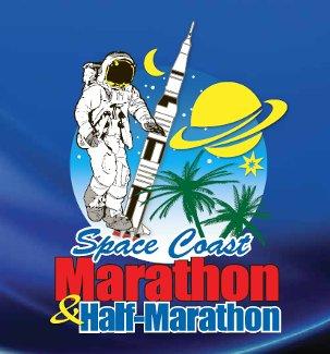 Space Coast Marathon 2012
