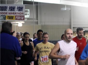 Zoom! Yah! Yah! Indoor Marathon