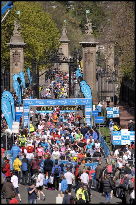 Bupa Great Edinburgh Run