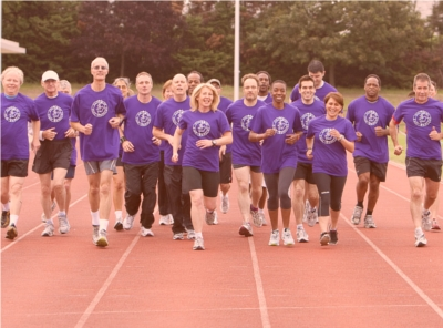 The Newham 24Hour non-stop Relay