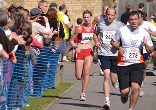 Faversham 10k in aid of the Cystic Fibrosis Trust