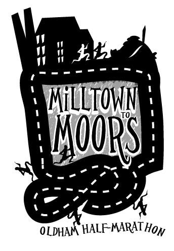 Milltown to Moors Oldham Half Marathon