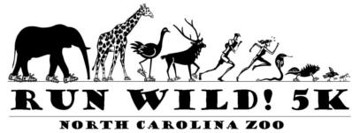 Run Wild 5k! Run/walk at the North Carolina Zoo
