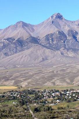 Top of Idaho