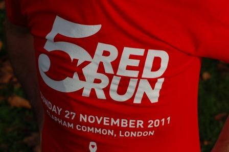 5K Red Run