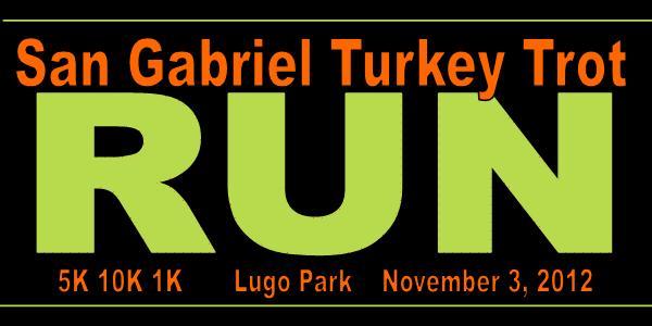 San Gabriel Turkey Trot