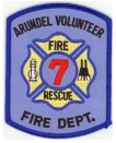 2012 Arundel Volunteer Fire Department 5k/10k Rescue Run