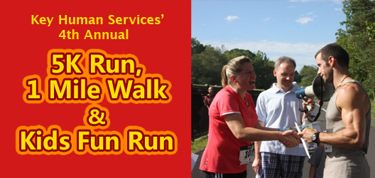 Key Human Services 5K Run, 1 Mile Walk and Kids Fun Run