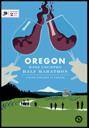2012 Oregon Wine Country Half Marathon