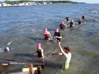 13th Annual Osprey Sprint Triathlon