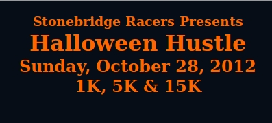 Halloween Hustle 1, 5 and 15K
