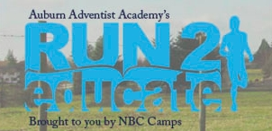 Auburn Adventist Academy's Run2Educate