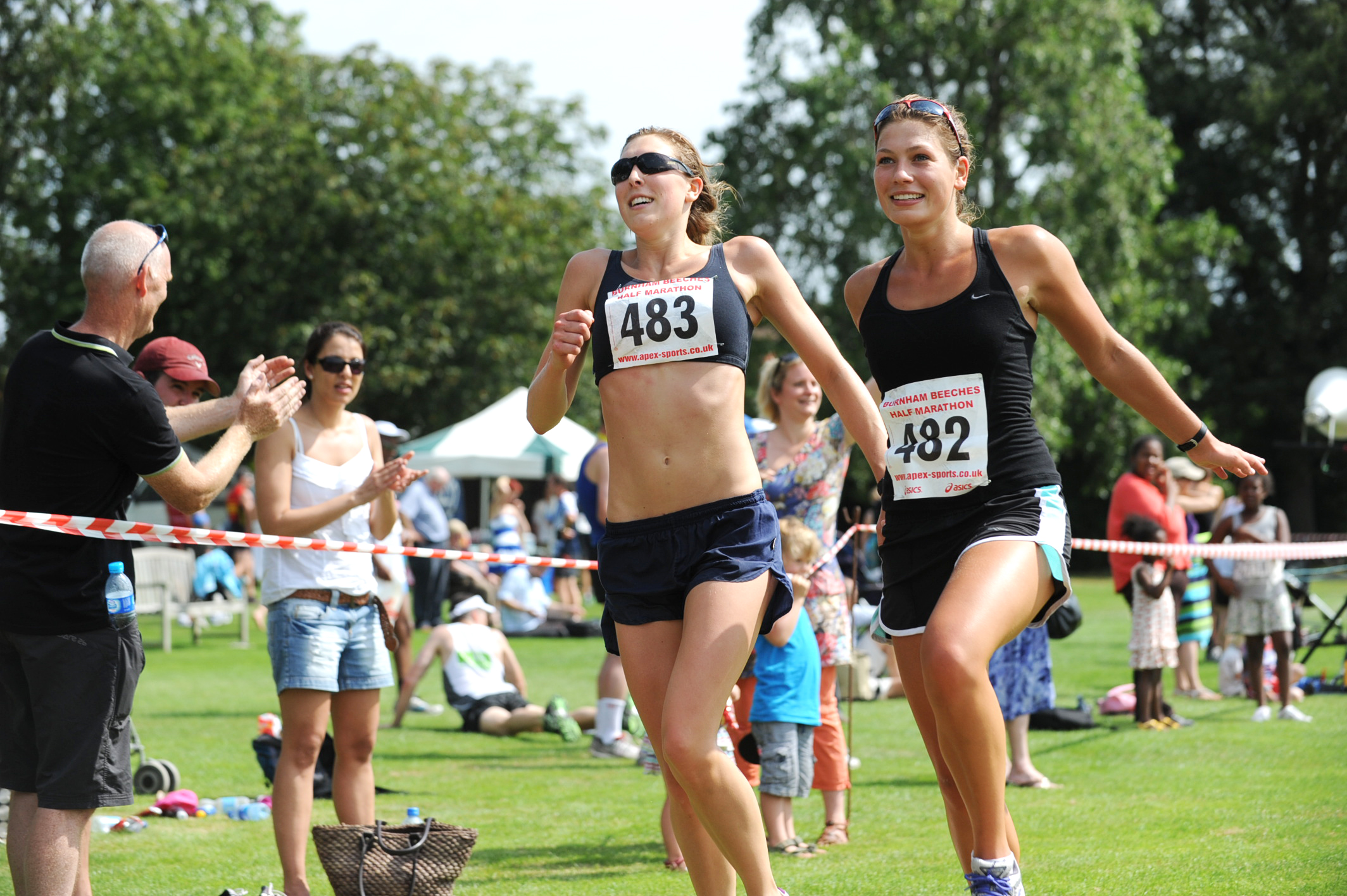 Burnham Beeches Half Marathon