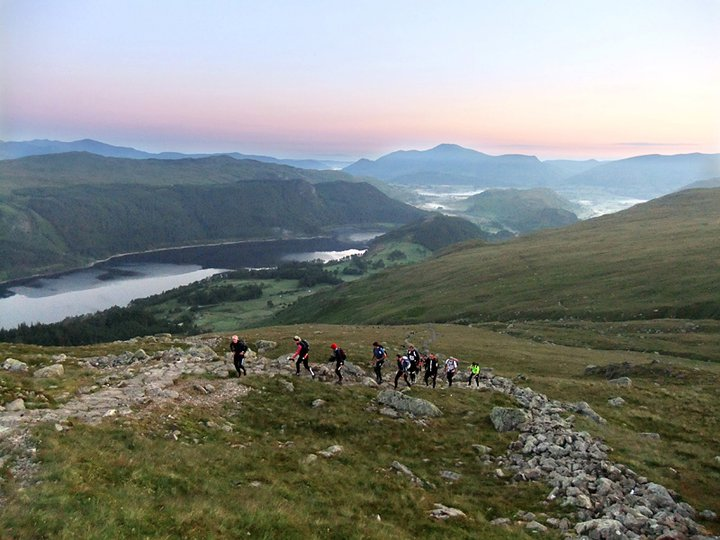 Clif Bar 10 Peaks - The Lakes