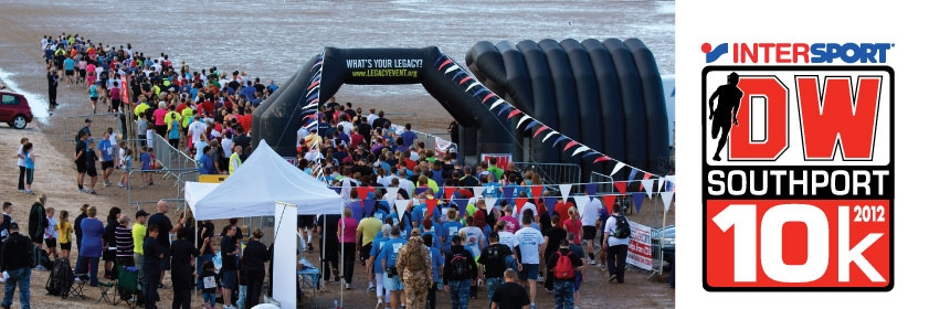 Intersport DW Southport 10k Event