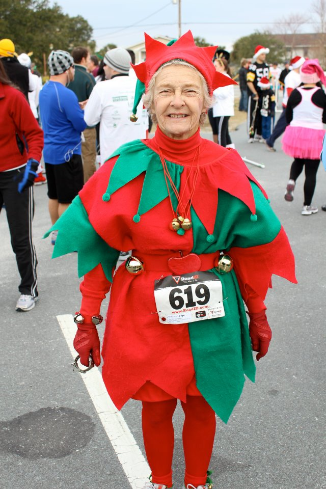 Jingle Bell Run 5K