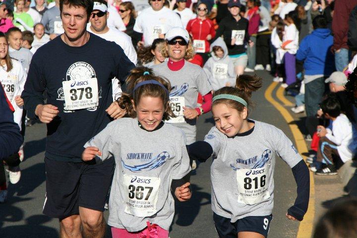 Stone Ridge 5k Race for Education