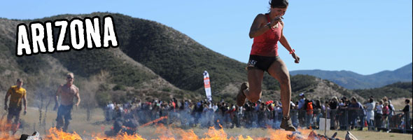 Arizona Spartan Sprint