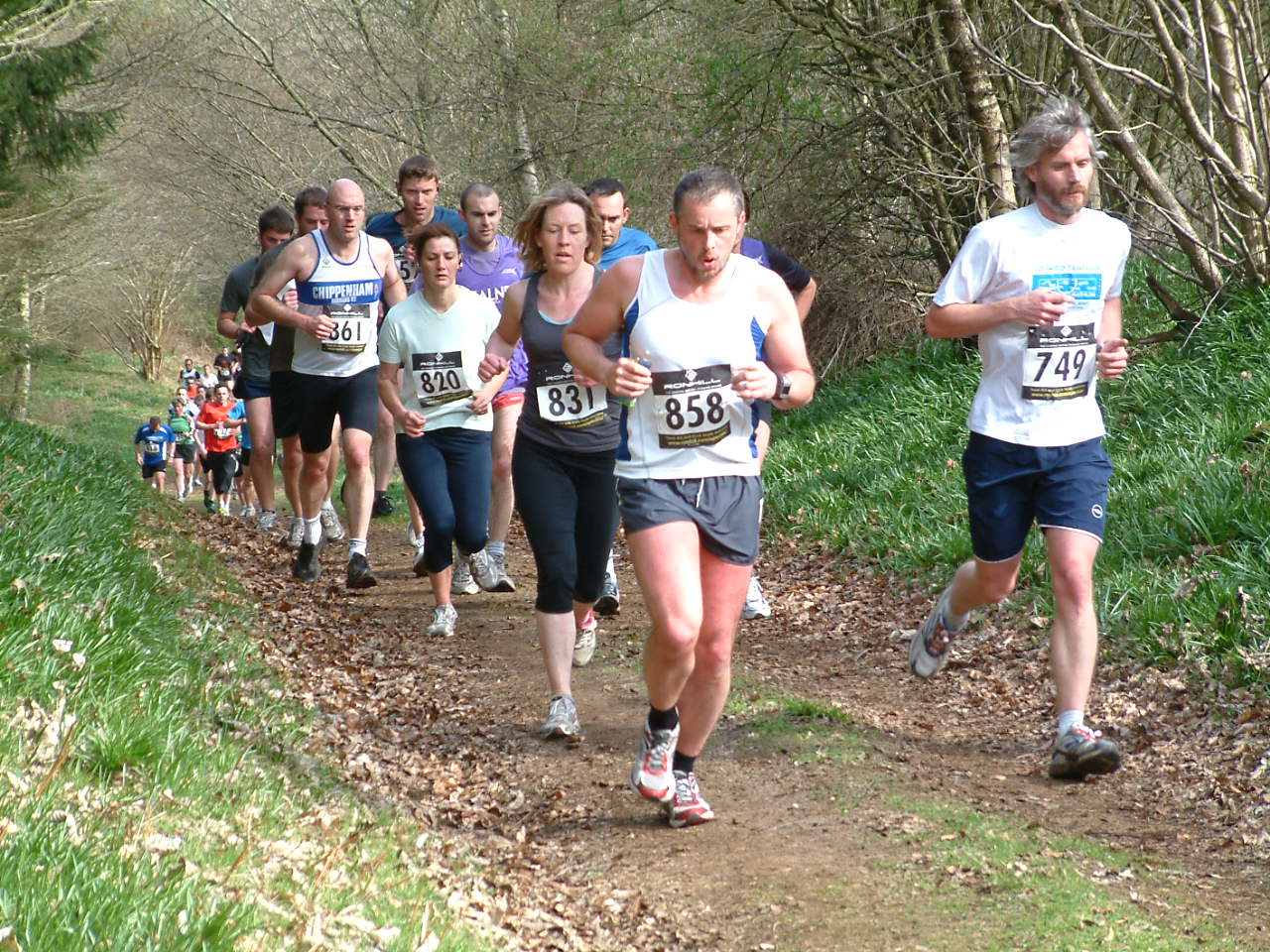 Rotary Club of Calne Bowood 10km Charity Run