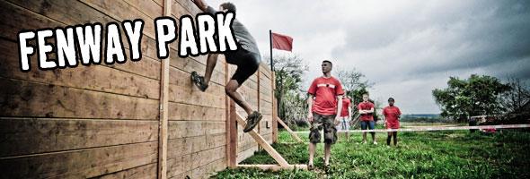 Fenway Park Spartan Sprint
