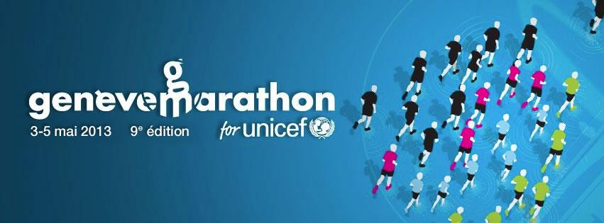 Geneva Marathon for Unicef