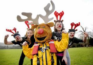 Woburn Abbey Reindeer Run