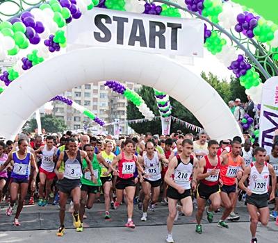 Tarsus Half Marathon