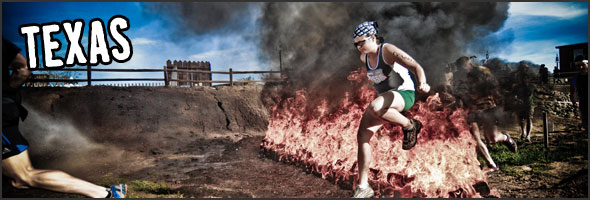 Texas Spartan Sprint