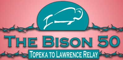 The Bison 50  Topeka to Lawrence Relay