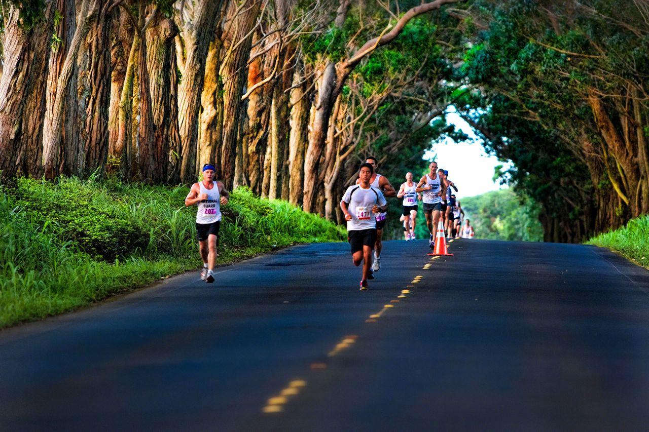 The Kauai Marathon