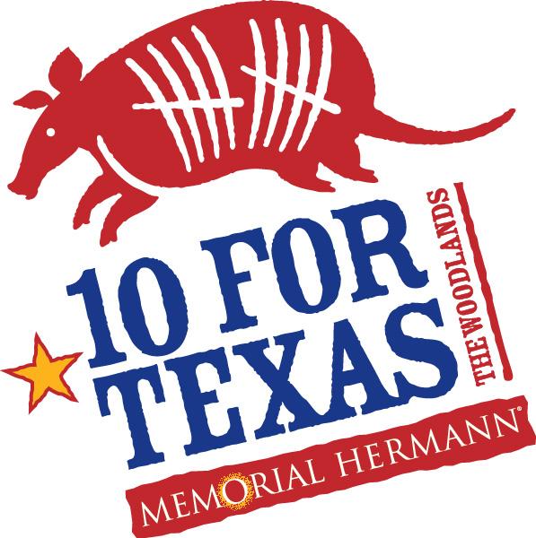 Memorial Hermann 10 for Texas