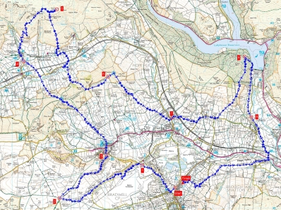 The Long Tour of Bradwell