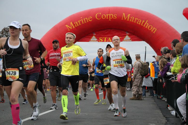 38th Marine Corps Marathon
