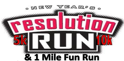 New Year's Resolution Run