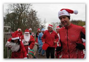 Swindon Santa Dash