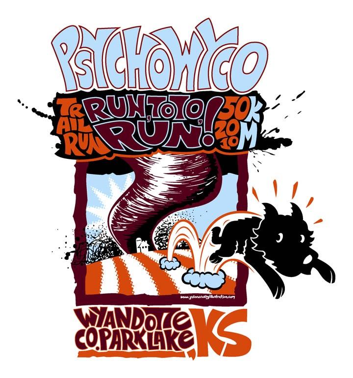 Psycho Wyco Run Toto Run