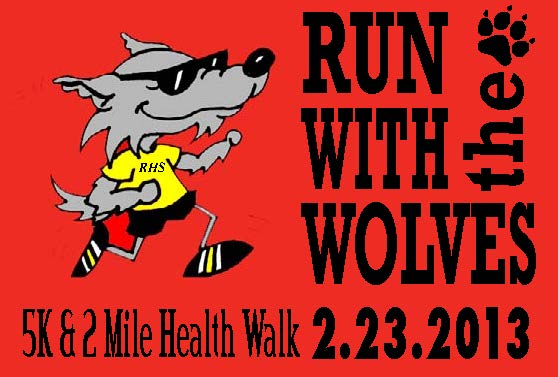 Run With the Wolves 5k & 2 mile Health Walk