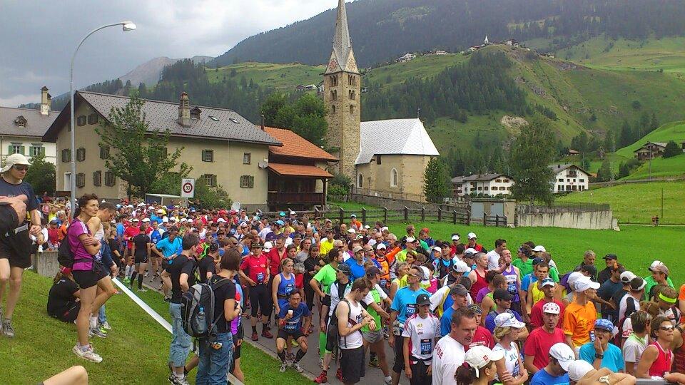 Swissalpine Marathon Davos