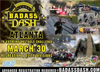 BADASS Dash