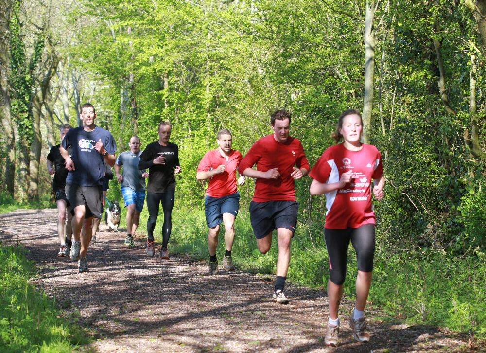 Killerton Half Marathon