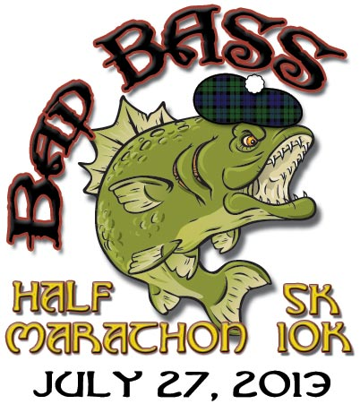 Bad Bass Half Marathon/10K/5K