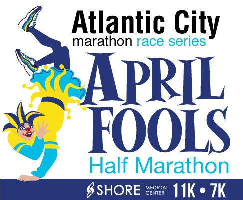 Atlantic City April Fools Half Marathon