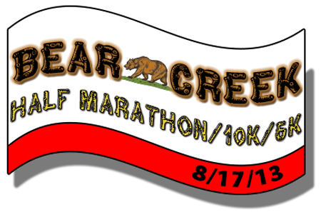 Bear Creek Half Marathon/10K/5K