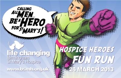 Hospice Heroes Fun Run