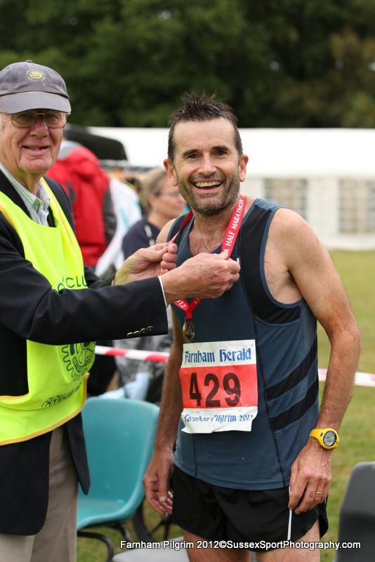 The Farnham Pilgrim, Marathon & Half Marathon