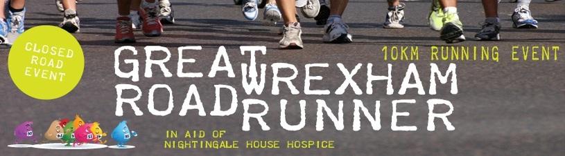 Great Wrexham Road Runner - 10k closed road run