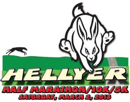 Hellyer Half Marathon/10K/5K