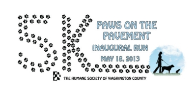 Paws of the Pavement 5K Run