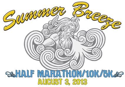 Summer Breeze Half Marathon/10K/5K
